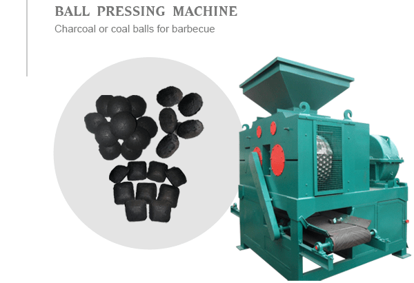Ball Pressing Machine