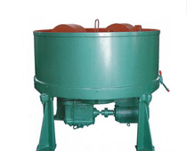 Wheel Mixing Machine