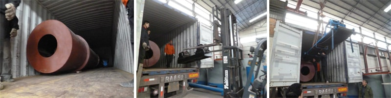 Charcoal Machine of Turkey's Customer Order Is Shipped