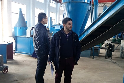 Portugal Customer Acceptance of Charcoal Machine