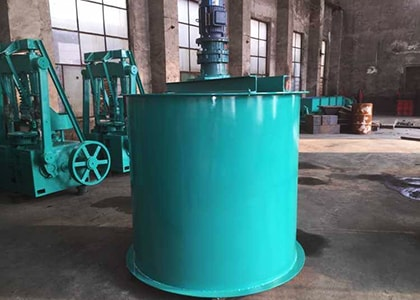 Binder Mixing Barrel
