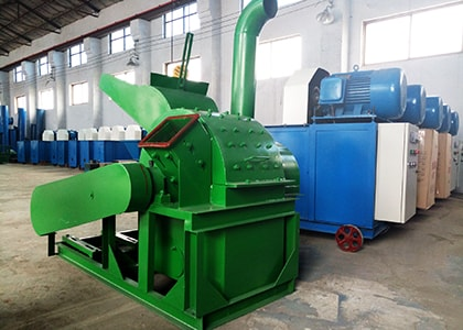 Multifunctional Wood Crusher