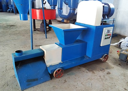 ZY-ZBJ70 Charcoal Briquette Machine